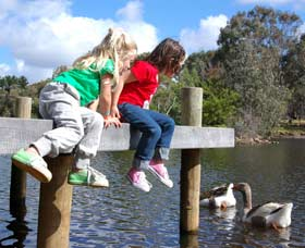 Vasse River and Rotary Park - Accommodation Sydney