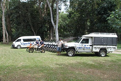 Cape York Motorcycle Adventures - Accommodation Sydney