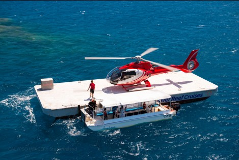 GBR Helicopters - Accommodation Sydney