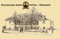 Macquarie Arms Hotel - Accommodation Sydney