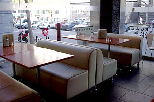 Legals Cafe and Bar - Accommodation Sydney