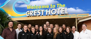 The Crest Hotel Sylvania - Accommodation Sydney