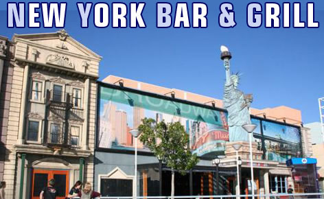 New York Bar  Grill - Accommodation Sydney
