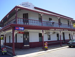 Lord Exmouth Hotel - Accommodation Sydney