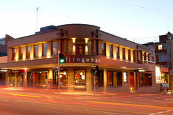 The Fringe Bar - Accommodation Sydney