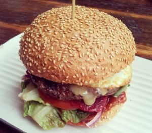 Grill'd Healthy Burgers - Accommodation Sydney