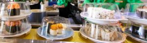 Sushi Train Indooroopilly Junction - Accommodation Sydney