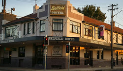 Belfield Hotel - Accommodation Sydney