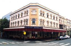 The Grand Hotel Newcastle - Accommodation Sydney