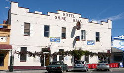 Shire Hall Hotel - Accommodation Sydney