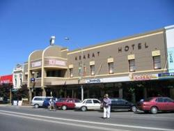 Ararat Hotel - Accommodation Sydney