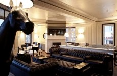 Polo Lounge - The Oxford Hotel - Accommodation Sydney