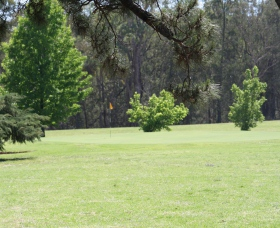 Inverell Golf Club - Accommodation Sydney