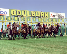 Goulburn and District Racing Club - Accommodation Sydney