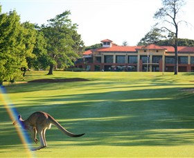 Royal Canberra Golf Club - Accommodation Sydney