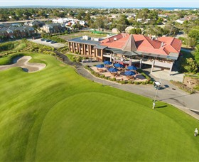 Patterson River Golf Club - Accommodation Sydney
