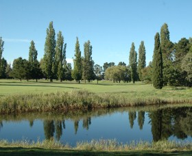 Goulburn Golf Club - Accommodation Sydney