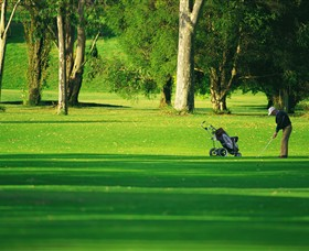 Foster Golf Club - Accommodation Sydney