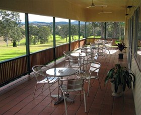 Woodenbong and District Golf Club - Accommodation Sydney