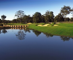 Kooindah Waters Golf Club - Accommodation Sydney