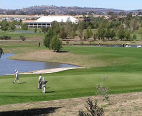 Gungahlin Lakes Golf and Community Club - Accommodation Sydney