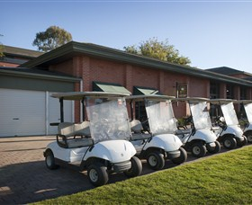 Country Club Tasmania Golf Course - Accommodation Sydney