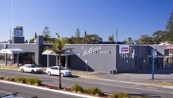 Bellevue Hotel Tuncurry - Accommodation Sydney