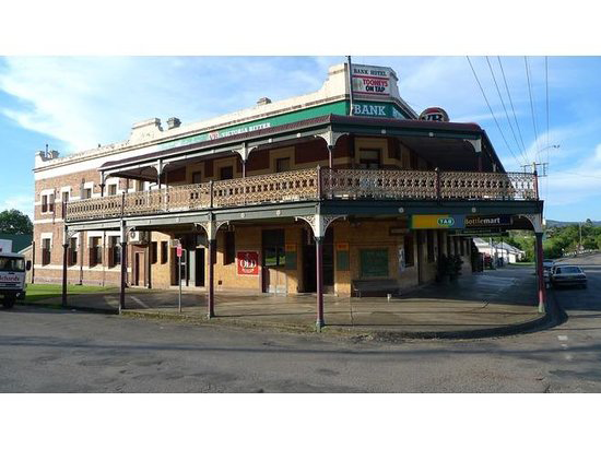 Bank Hotel Dungog - Accommodation Sydney