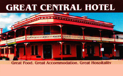 Great Central Hotel - Accommodation Sydney