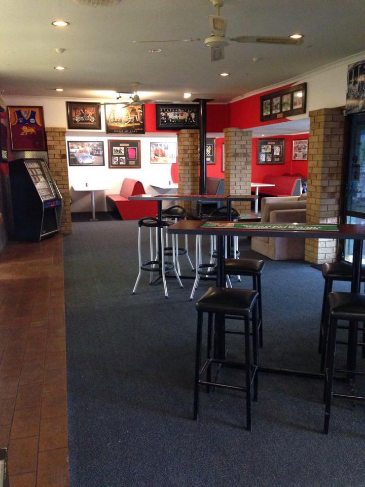 The Back Page Sports Bar  Grill - Accommodation Sydney