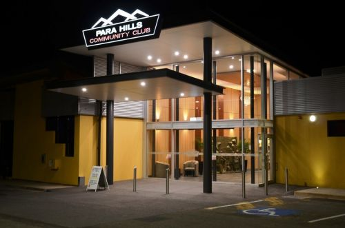 Para Hills Community Club Incorporated - Accommodation Sydney