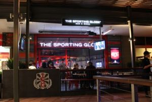 The Sporting Globe Bar amp Grill - Accommodation Sydney