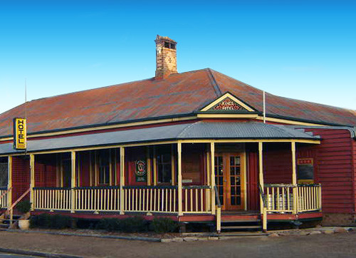 Maidenwell Hotel - Accommodation Sydney