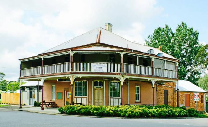 The Victoria Hotel Hinton - Accommodation Sydney