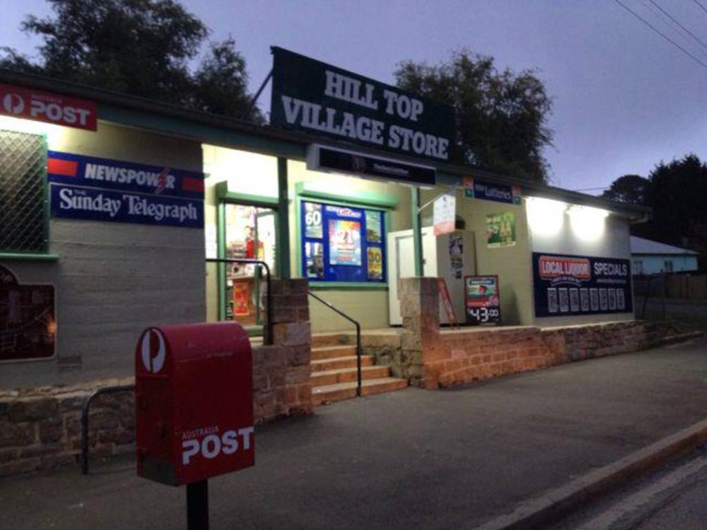 Hill Top Village Store - Accommodation Sydney