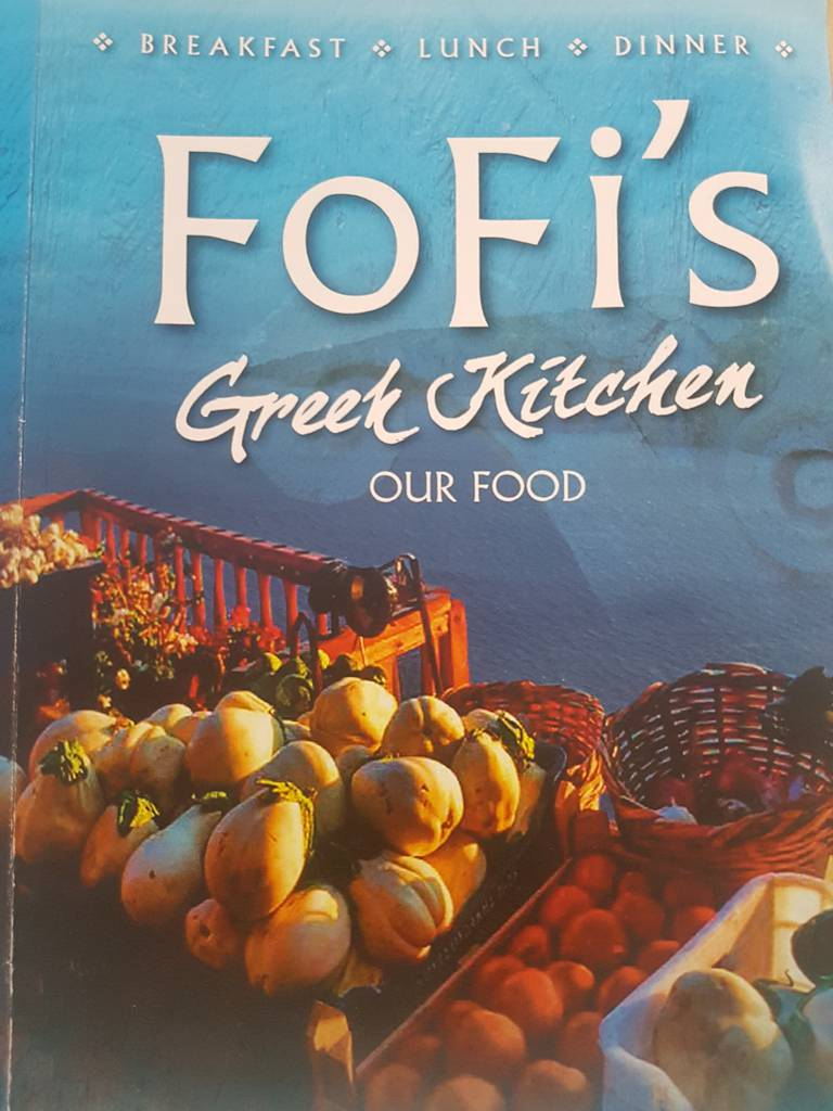 Fofi's Greek Kitchen - Accommodation Sydney