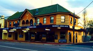 Queens Arms Hotel - Accommodation Sydney