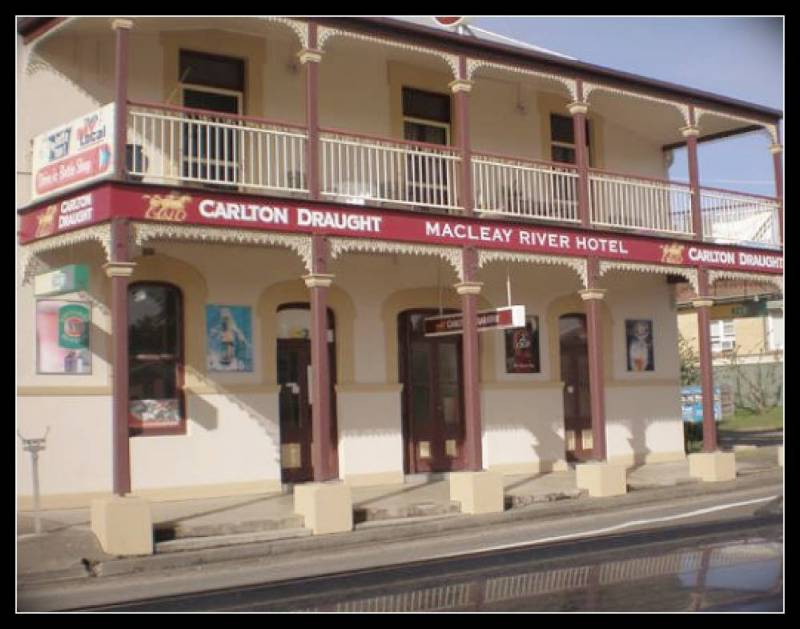 Macleay River Hotel - Accommodation Sydney