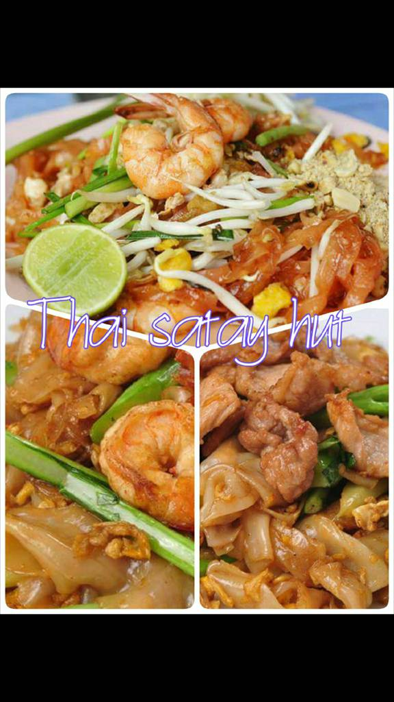 Thai Satay Hut - Accommodation Sydney
