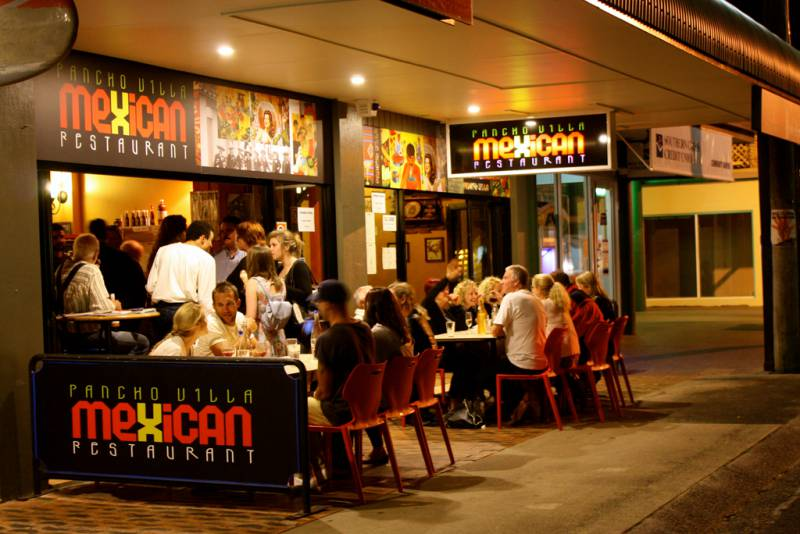 Pancho Villa Mexican Restaurant - Accommodation Sydney