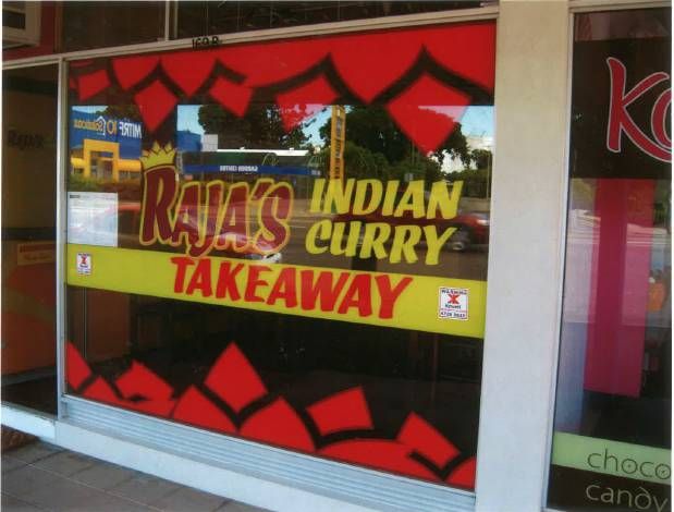 Rajas Curry House - Accommodation Sydney
