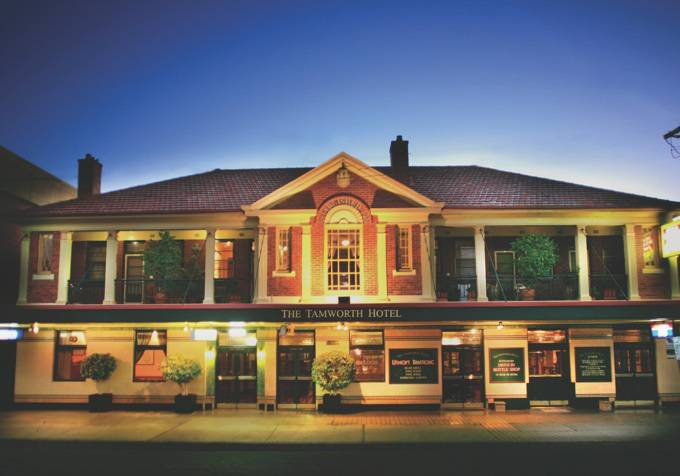 Tamworth Hotel - Accommodation Sydney