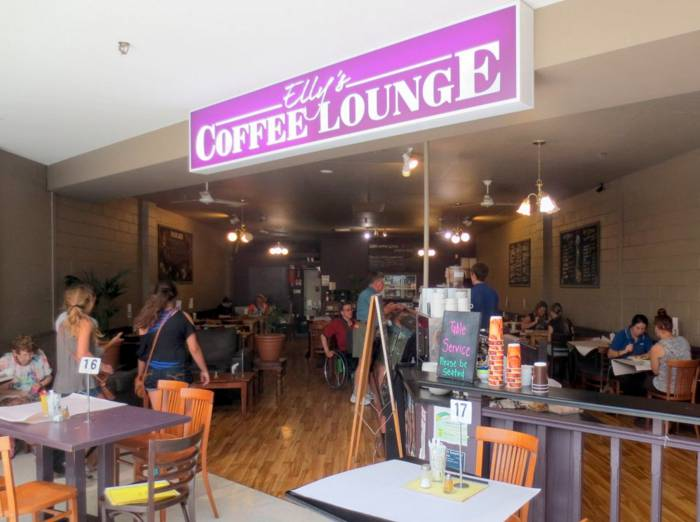 Ellys Coffee Lounge - Accommodation Sydney