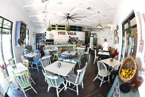 The Vale Cafe - Accommodation Sydney