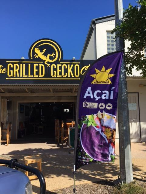 The Grilled Gecko Cafe - Accommodation Sydney