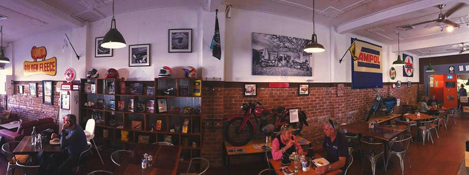Roadies Cafe - Accommodation Sydney