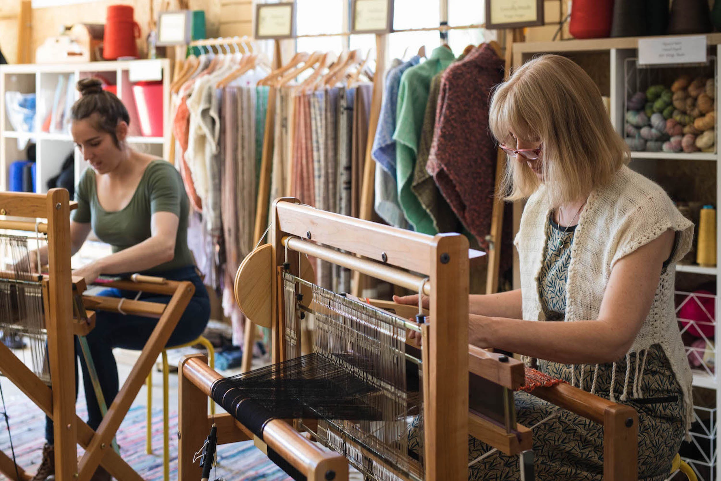 An Introduction to Weaving - Accommodation Sydney