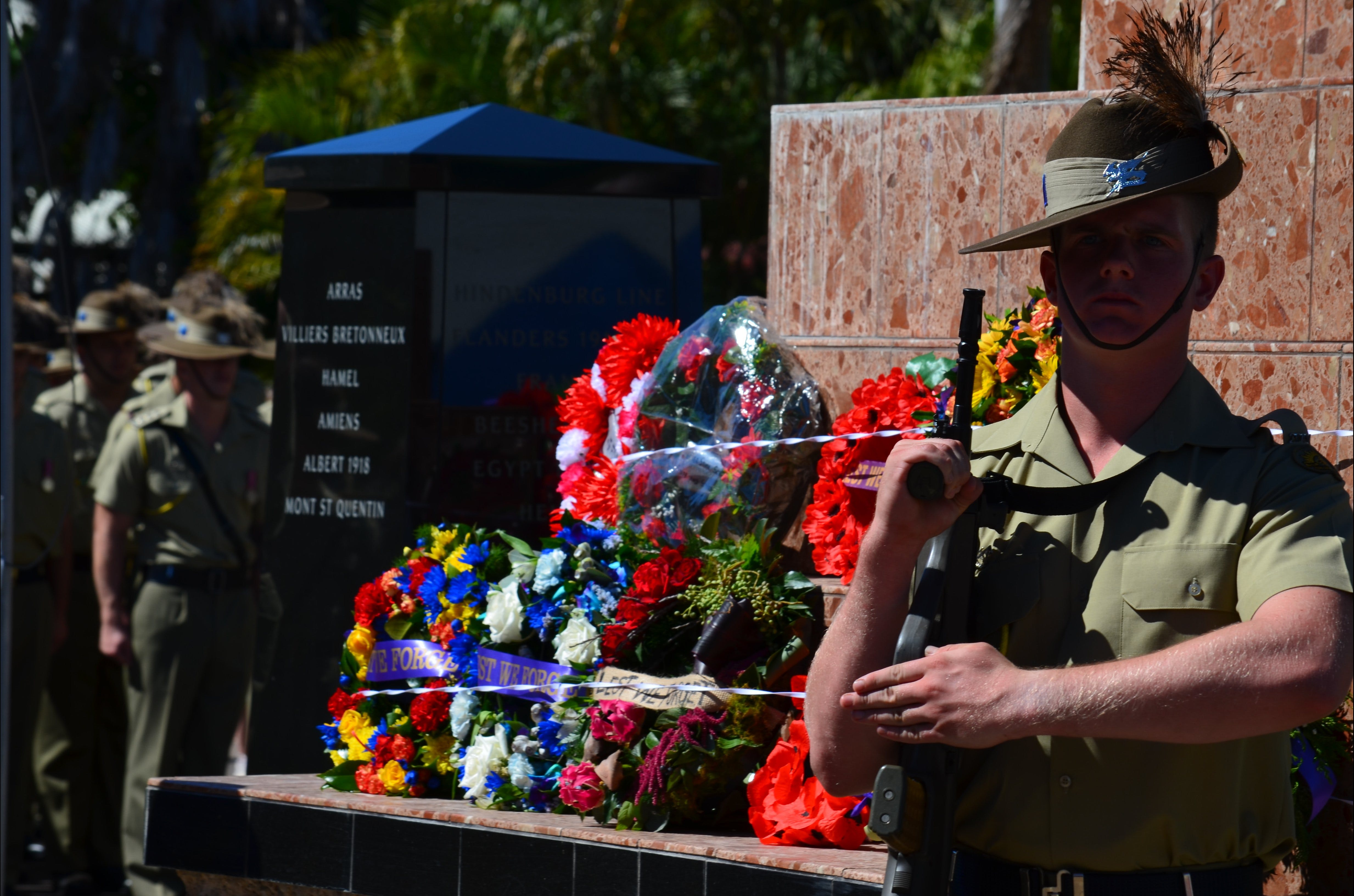 Anzac Day Charters Towers - Accommodation Sydney