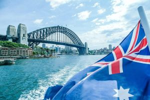 Australia Day Lunch and Dinner Cruises On Sydney Harbour with Sydney Showboats - Accommodation Sydney