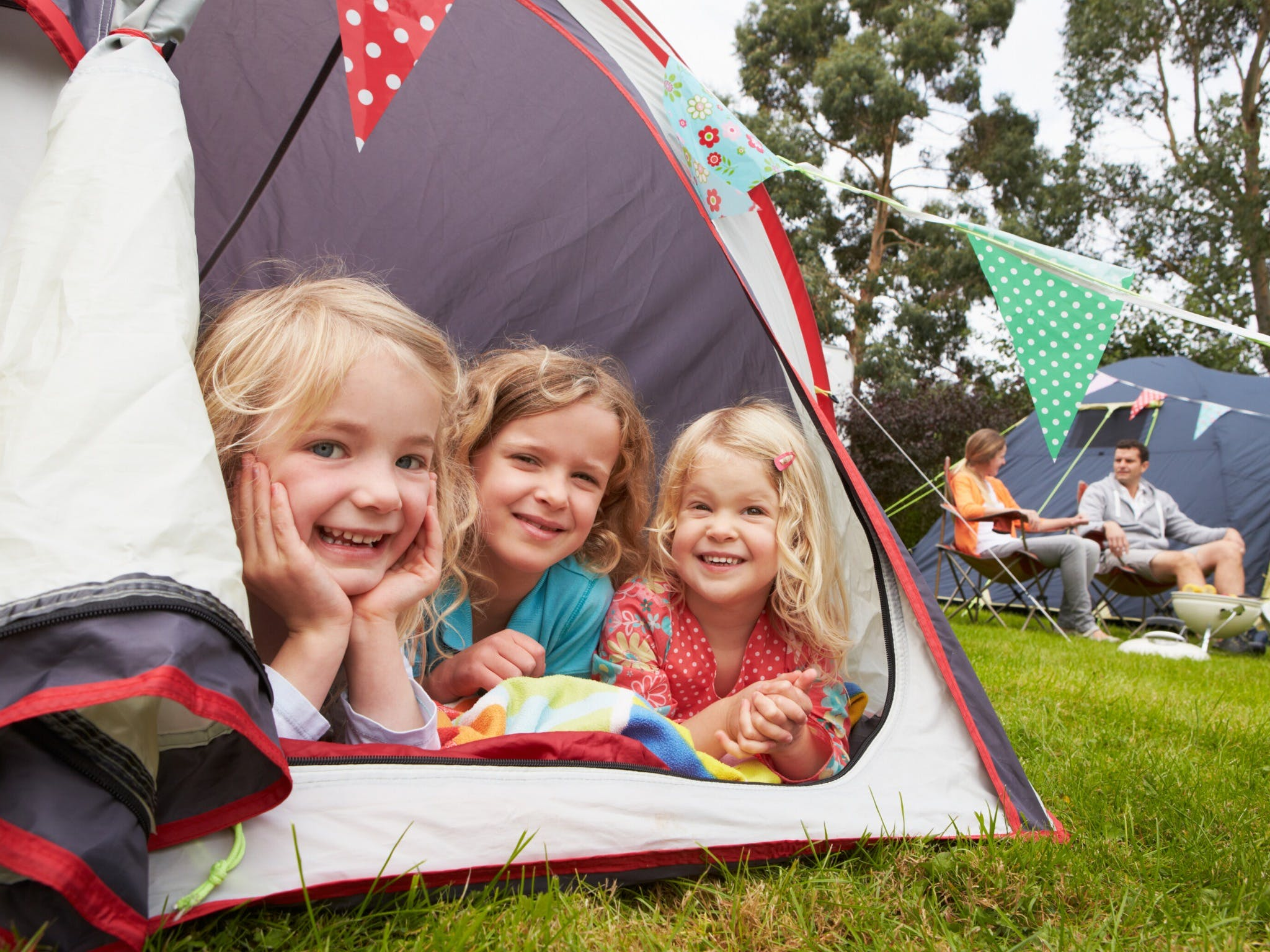 Camp Out In Town - Accommodation Sydney